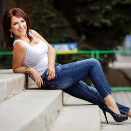 Gorgeous girlfriend Victoria, 48 yrs.old from Nikolaev, Ukraine