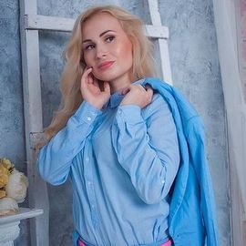 Nice mail order bride Anastasia, 23 yrs.old from Perm, Russia