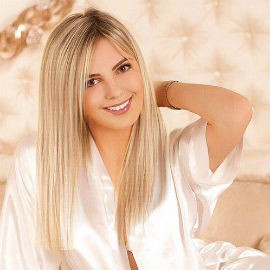 Single bride Viktoriya, 25 yrs.old from Dzerjinsk, Ukraine