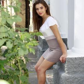 Charming pen pal Elvira, 23 yrs.old from Poltava, Ukraine