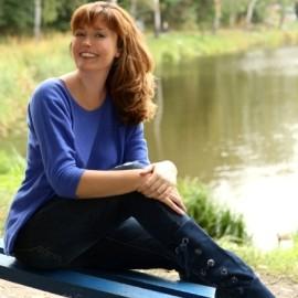 Pretty miss Anastasia, 37 yrs.old from Kiev, Ukraine