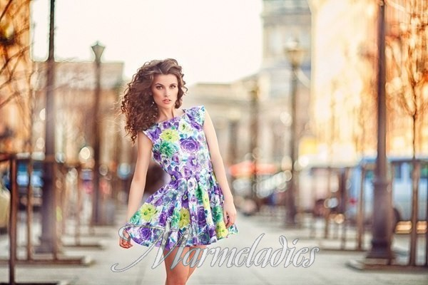 Pretty miss Karina, 24 yrs.old from Kiev, Ukraine