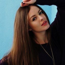 Amazing girlfriend Elena, 22 yrs.old from Kiev, Ukraine