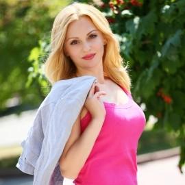 Pretty wife Nataliya, 40 yrs.old from Kiev, Ukraine
