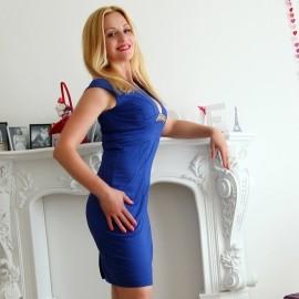 Charming wife Nataliya, 40 yrs.old from Kiev, Ukraine