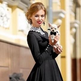 Charming mail order bride Anastasiia, 21 yrs.old from Kharkov, Ukraine