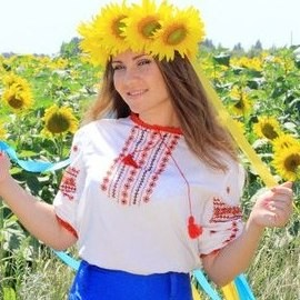 Nice mail order bride Svetlana, 32 yrs.old from Kharkov, Ukraine