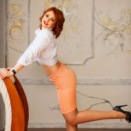 Charming bride Elena, 37 yrs.old from Nikolaev, Ukraine