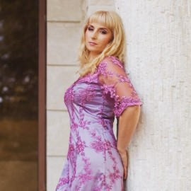 Charming pen pal Julia, 41 yrs.old from Simferopol, Russia