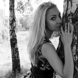 Single lady Valeria, 31 yrs.old from Poltava, Ukraine
