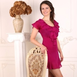 Amazing girlfriend Valentina, 40 yrs.old from Kiev, Ukraine