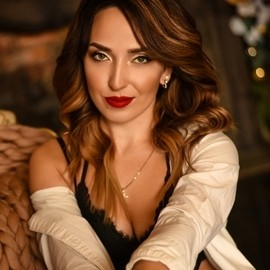 Charming pen pal Elena, 30 yrs.old from Makeevka, Ukraine