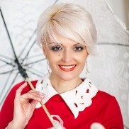 Charming mail order bride Lyudmila, 49 yrs.old from Khmelnytskyi, Ukraine