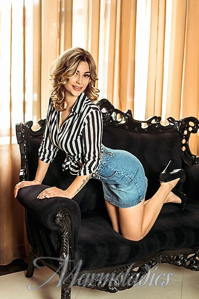 Pretty woman Ludmila, 25 yrs.old from Kishinev, Moldova