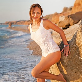 Hot lady Ninel, 28 yrs.old from Simferopol, Russia