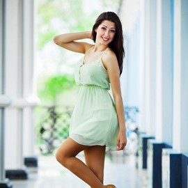 Charming wife Ekaterina, 21 yrs.old from Nikolaev, Ukraine