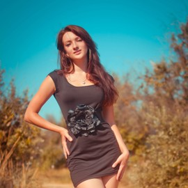 Beautiful girl Elena, 25 yrs.old from Kerch, Russia