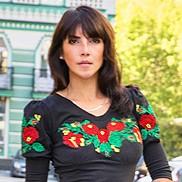 Gorgeous girlfriend Uliya, 28 yrs.old from Kiev, Ukraine