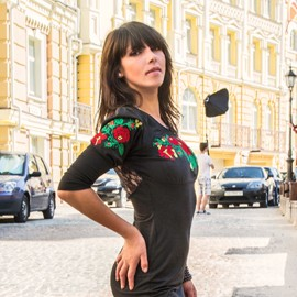 Single girlfriend Uliya, 28 yrs.old from Kiev, Ukraine