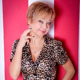 Nice mail order bride Victoria, 52 yrs.old from Chernigov, Ukraine