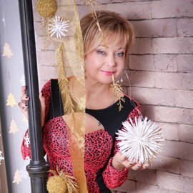 Pretty pen pal Victoria, 52 yrs.old from Chernigov, Ukraine