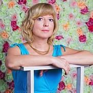 Charming wife Svetlana, 56 yrs.old from Simferopol, Russia