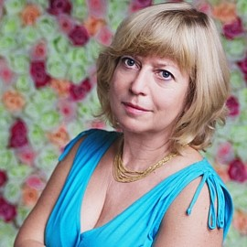 Beautiful pen pal Svetlana, 57 yrs.old from Simferopol, Russia