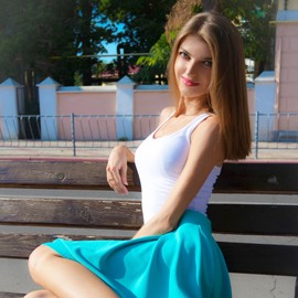 Sexy mail order bride Anna, 25 yrs.old from Kerch, Russia