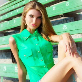Amazing mail order bride Anna, 24 yrs.old from Kerch, Russia