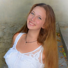Gorgeous mail order bride Olesya, 22 yrs.old from Kerch, Russia
