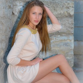 Single mail order bride Olesya, 22 yrs.old from Kerch, Russia