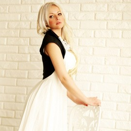 Pretty bride Elena, 47 yrs.old from Khar'kiv, Ukraine