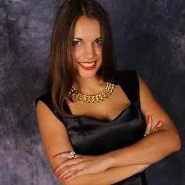 Pretty wife Marina, 25 yrs.old from Donetsk, Ukraine