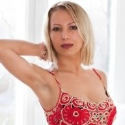 Single wife Anastasia, 40 yrs.old from Khmelnytskyi, Ukraine