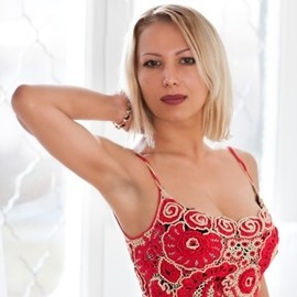 Single wife Anastasia, 40 yrs.old from Khmelnytskyi, Ukraine
