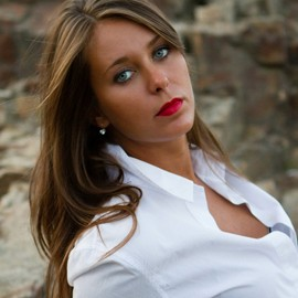 Gorgeous mail order bride Victoria, 25 yrs.old from Zhytomyr, Ukraine