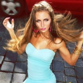Nice woman Daria, 30 yrs.old from Donetsk, Ukraine