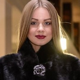 Charming miss Daria, 24 yrs.old from Donetsk, Ukraine