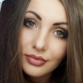 Hot lady Elizaveta, 22 yrs.old from Alushta, Russia