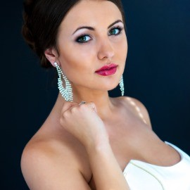 Single lady Elizaveta, 26 yrs.old from Alushta, Russia