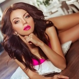 Gorgeous miss Oleksandra, 25 yrs.old from Kyiv, Ukraine