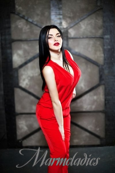 Charming girlfriend Roxolana, 25 yrs.old from Dnipropetrovsk, Ukraine