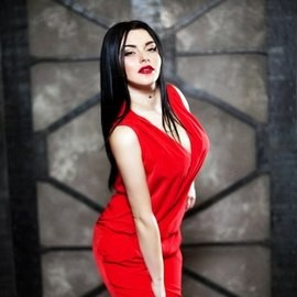 Charming girlfriend Roxolana, 24 yrs.old from Dnipropetrovsk, Ukraine