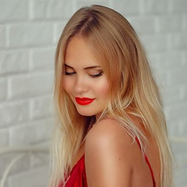 Single wife Elina, 27 yrs.old from Kiev, Ukraine