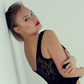 Nice wife Elina, 27 yrs.old from Kiev, Ukraine