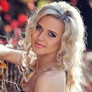 Gorgeous bride Inna, 25 yrs.old from Kiev, Ukraine