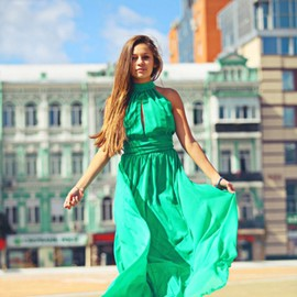 Beautiful lady Bogdana, 23 yrs.old from Kiev, Ukraine