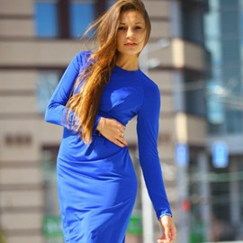 Nice lady Bogdana, 23 yrs.old from Kiev, Ukraine