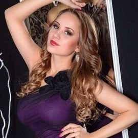 Charming bride Anastasia, 25 yrs.old from Kiev, Ukraine