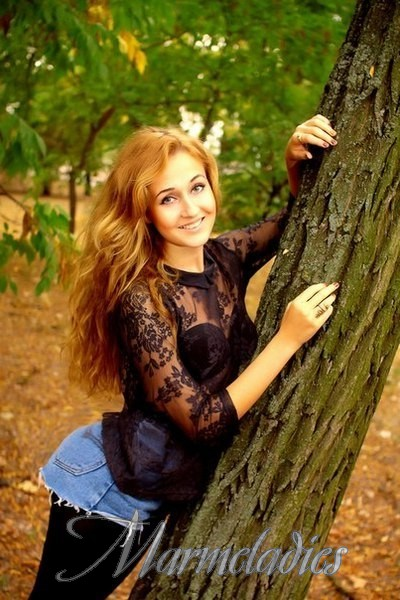 Amazing bride Eugenia, 23 yrs.old from Dnipropetrovsk, Ukraine